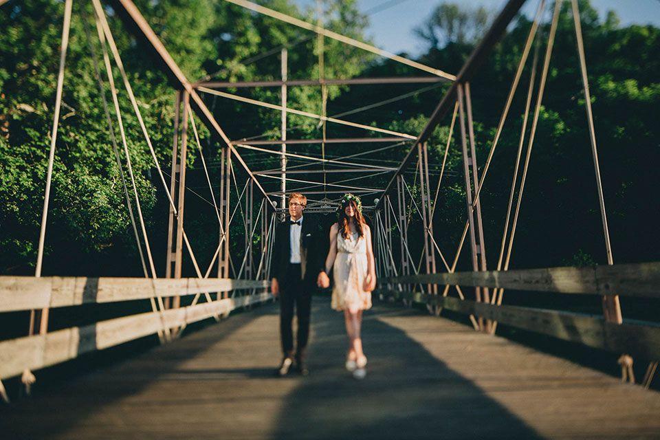 Megan + Paul English Garden Wedding Dayton Ohio