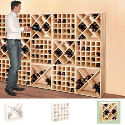 Systeme D Etagere A Vin Cube 52 En Bois Massif Nature Https Www Amazon Fr Dp B00jkil Etagere A Vin Meuble Range Bouteille Etageres A Bouteilles De Vin