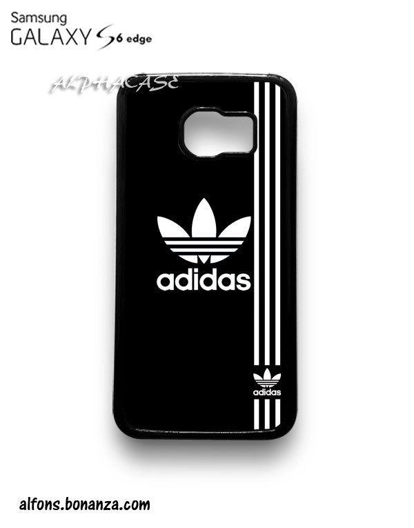 Adidas Logo Samsung Galaxy S6 EDGE Case | Adidas mens ...
