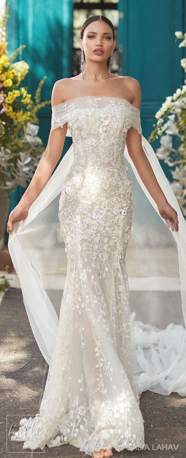 Wedding dress by Galia Lahav Couture Bridal Fall 2018