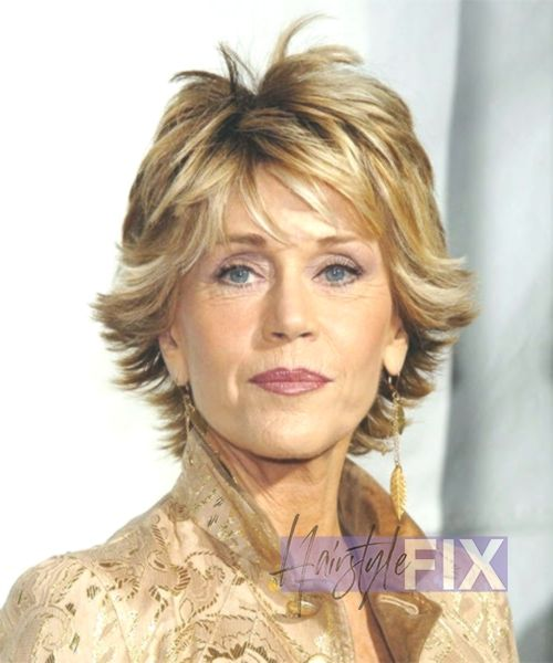 20 stylish and charming Jane Fonda hairstyles