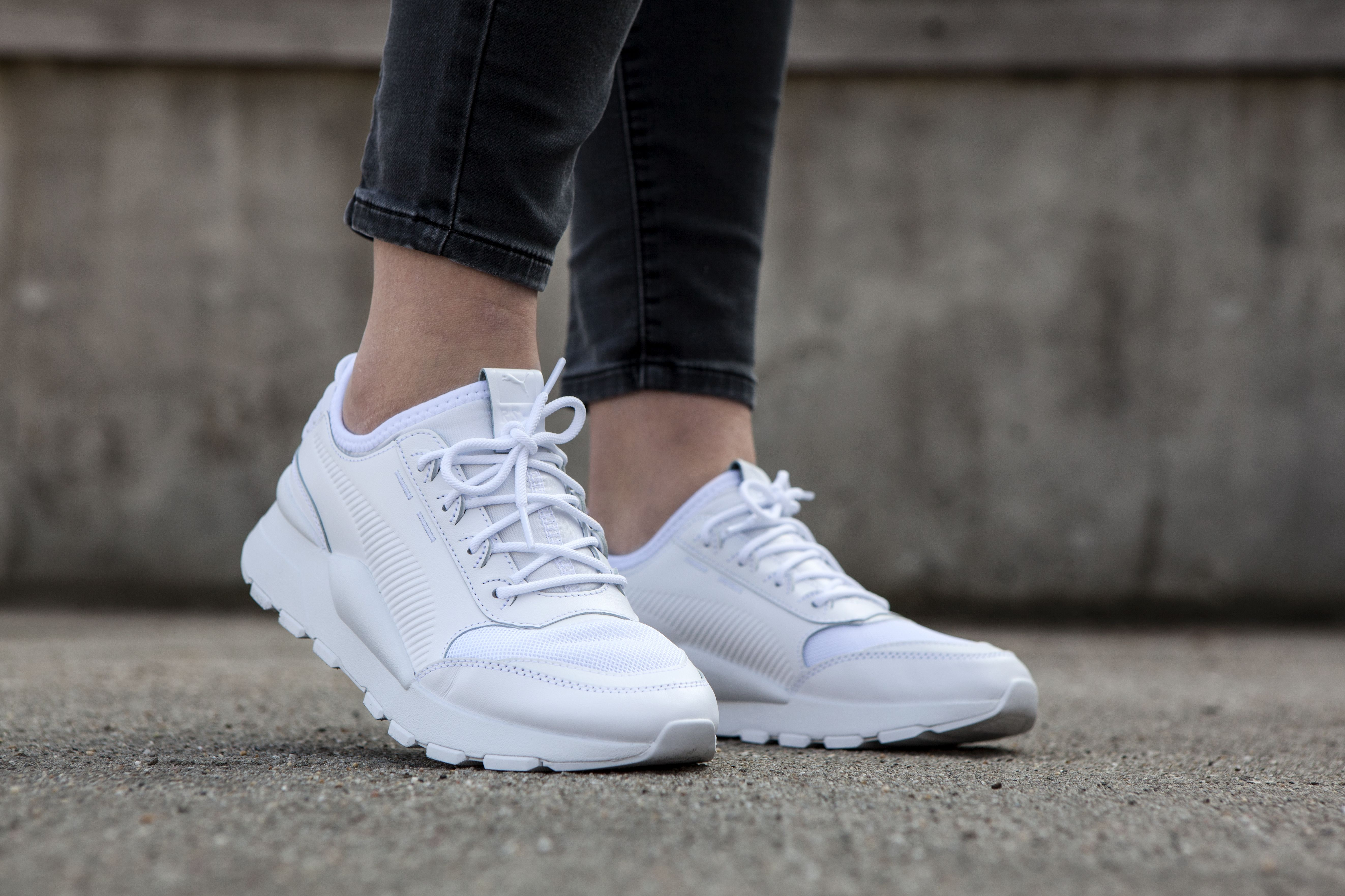 Puma RS-0 Sound Wit Heren | Nike sneakers, Sneaker, Nike heren