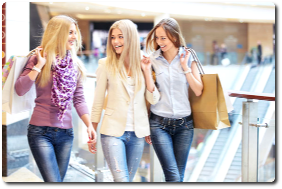 To The Mall How Meet At Girls