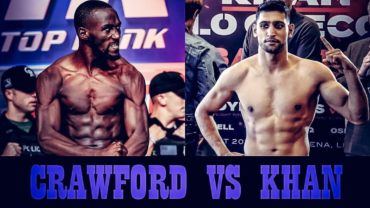 amir khan vs terence crawford free live stream