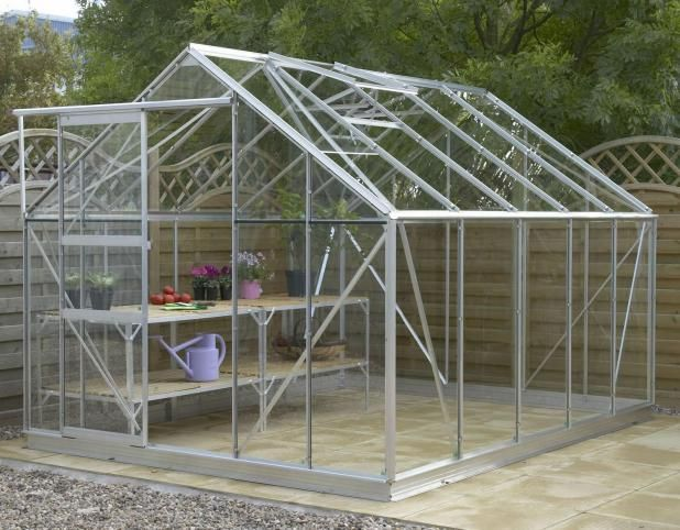 Simplicity Clearance Le 8x10 Greenhouse Starter Package With