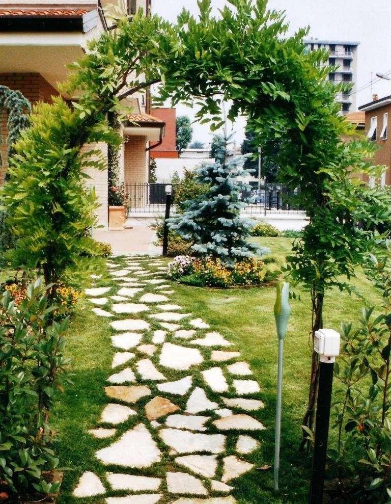 Photo of Vialetto giardino fai da te