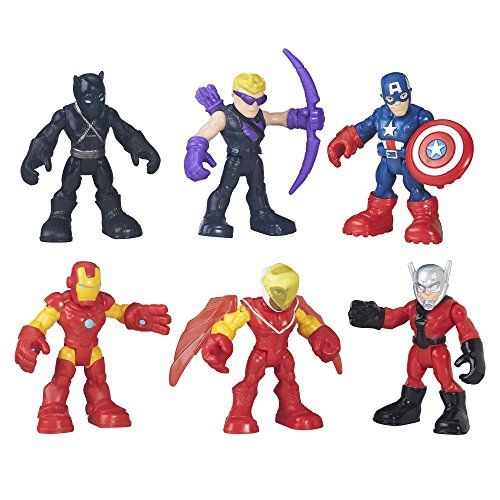 Marvel Avengers Super Heroes Captain America Iron man Falcon Action Figure Toys