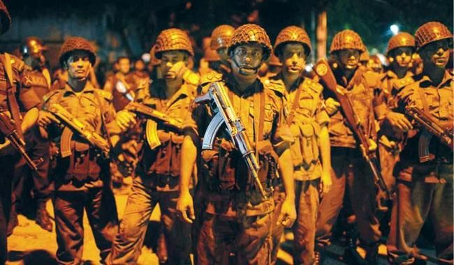 Bangladesh security forces including commandos Saturday stormed a restaurant in the capital where dozens of people including foreigners..