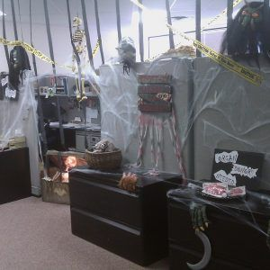 office halloween decorating ideas. Office Cubicle Halloween Decoration Ideas Decorating
