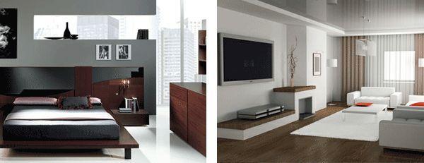 Ciri dan Contoh Desain Interior Modern | Inspiration Home and Living ...