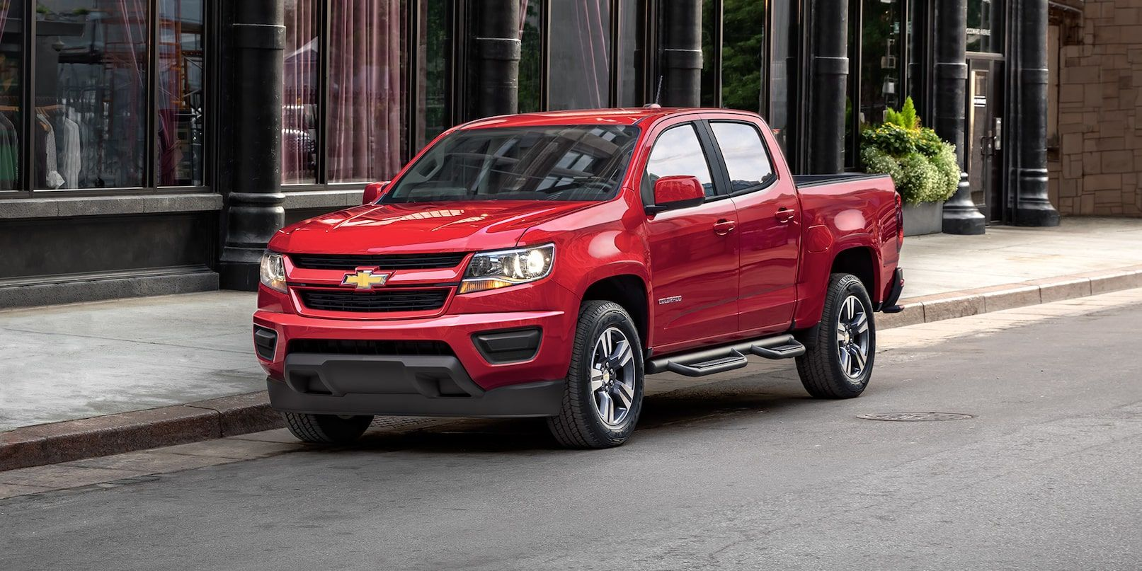 2019 Chevrolet Colorado Mid Size Pickup Truck Chevrolet Canada Autos Fun