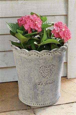 Cute and adorable garden pots