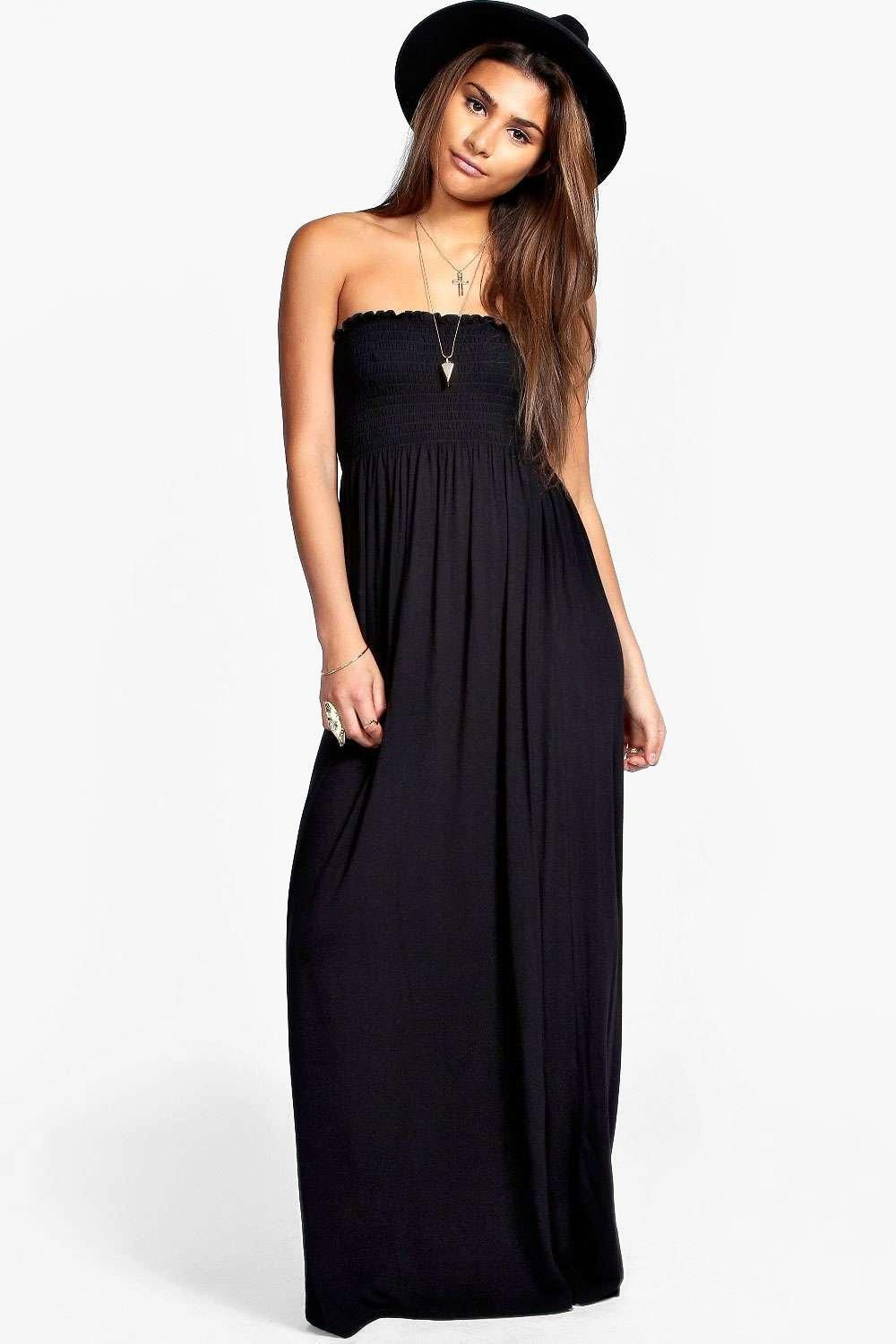 Shirred bandeau maxi dress in my style pinterest dresses