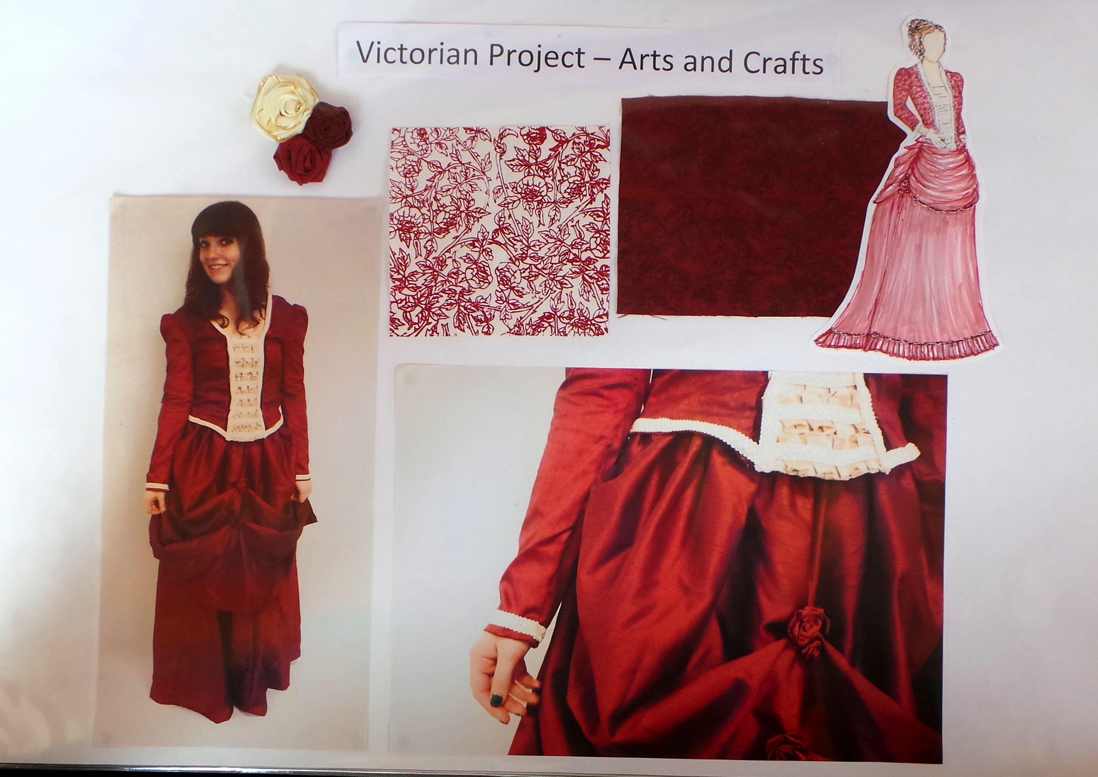 A Level Victorian Project. Adapting Walter Crane's