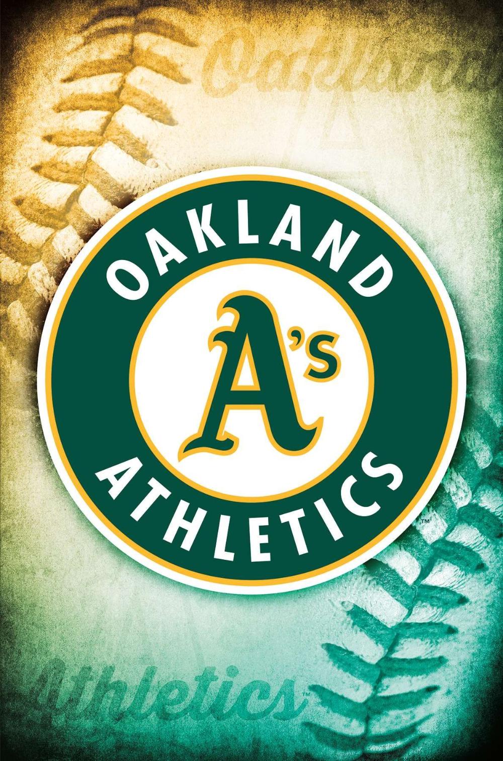 Mlb Oakland Athletics Logo In 2020 Athletics Logo Mlb Logos Oakland Athletics