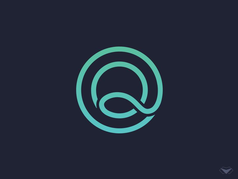 Q Letter Logo Letter Logo Beautiful Logos Design Gold Logo Design