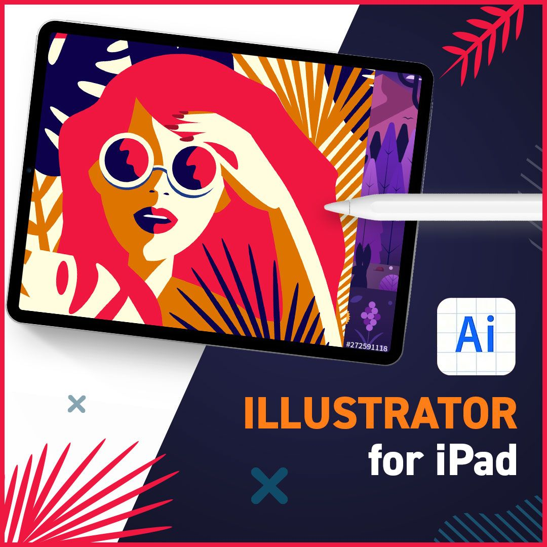 We take a sneak peek at Adobe Illustrator for iPad and
