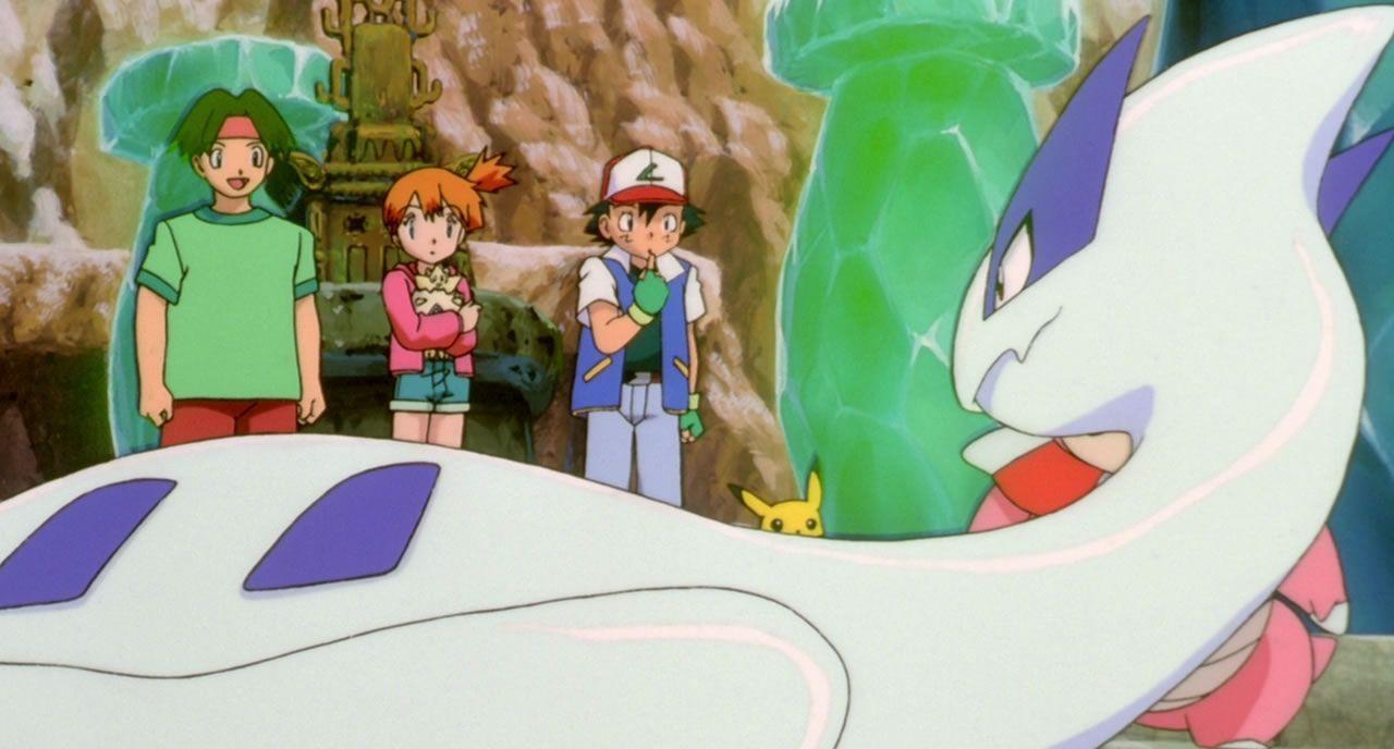 Pokemon The Movie 2000 The Power Of One Pokemon Pokemon 2000