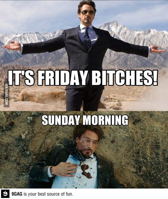 Friday Tony Stark Funny Pictures Legal Humor Law School Humor