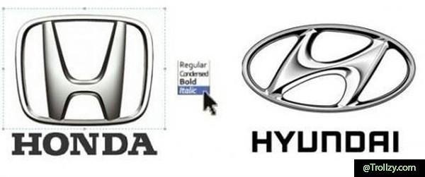 Where Hyundai Got Their Logo Design From