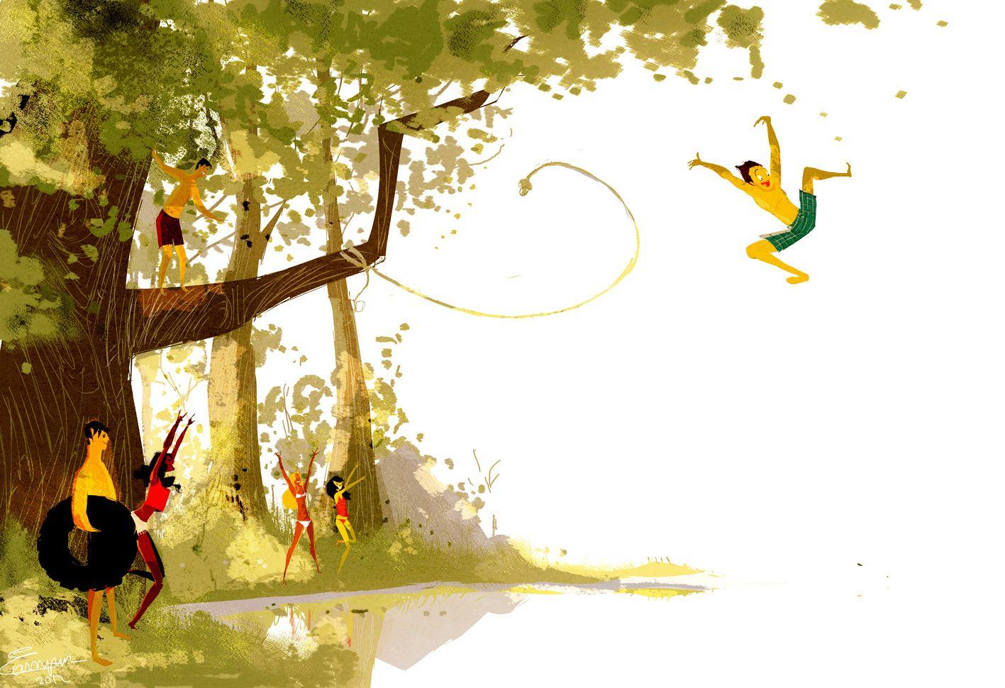 Swing, Pascal Campion.