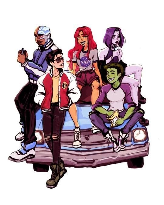 Pinterest Toxiic Shock Desenhos Do Jovens Titans Jovens