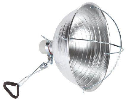 10 1 2 Inch Brooder Clamp Light With Porcelain Ceramic Socket Amazon Com 12 99 Heat Lamps Porcelain Ceramics Clamp Lamp