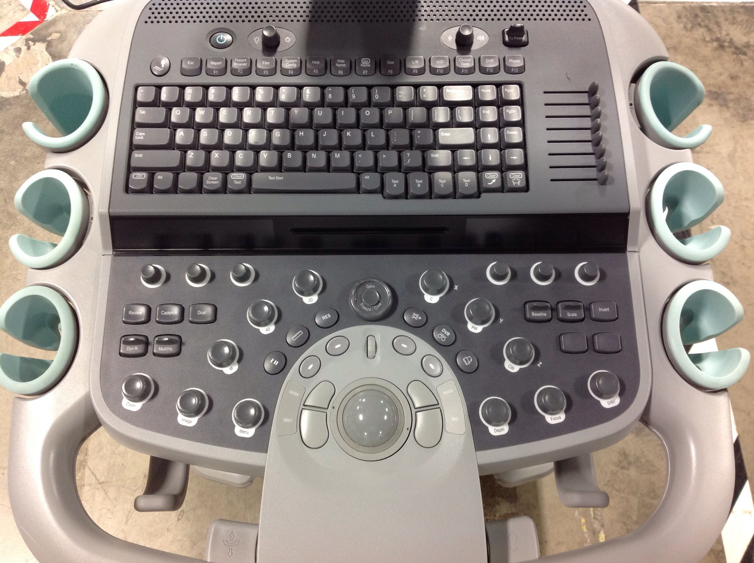 Refurbished Siemens Acuson Sc2000 Ultrasound Machine For