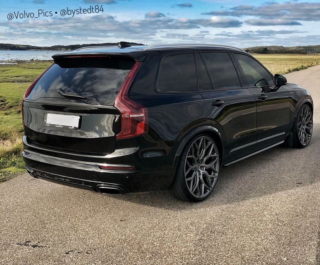 Volvo Norway 65000 Followers Op Instagram Just Perfect As It Can Get I Will Say That This Is A Well Done Xc90 Perfect For My T Volvo Volvo Xc90 Instagram