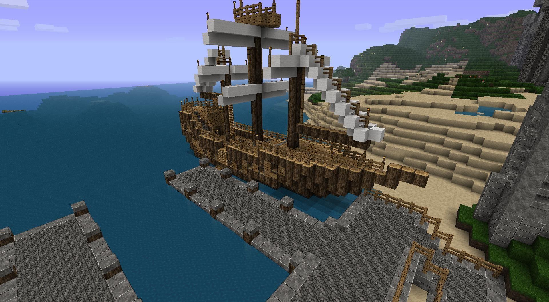 minecraft boats Google Search Minecraft Designs