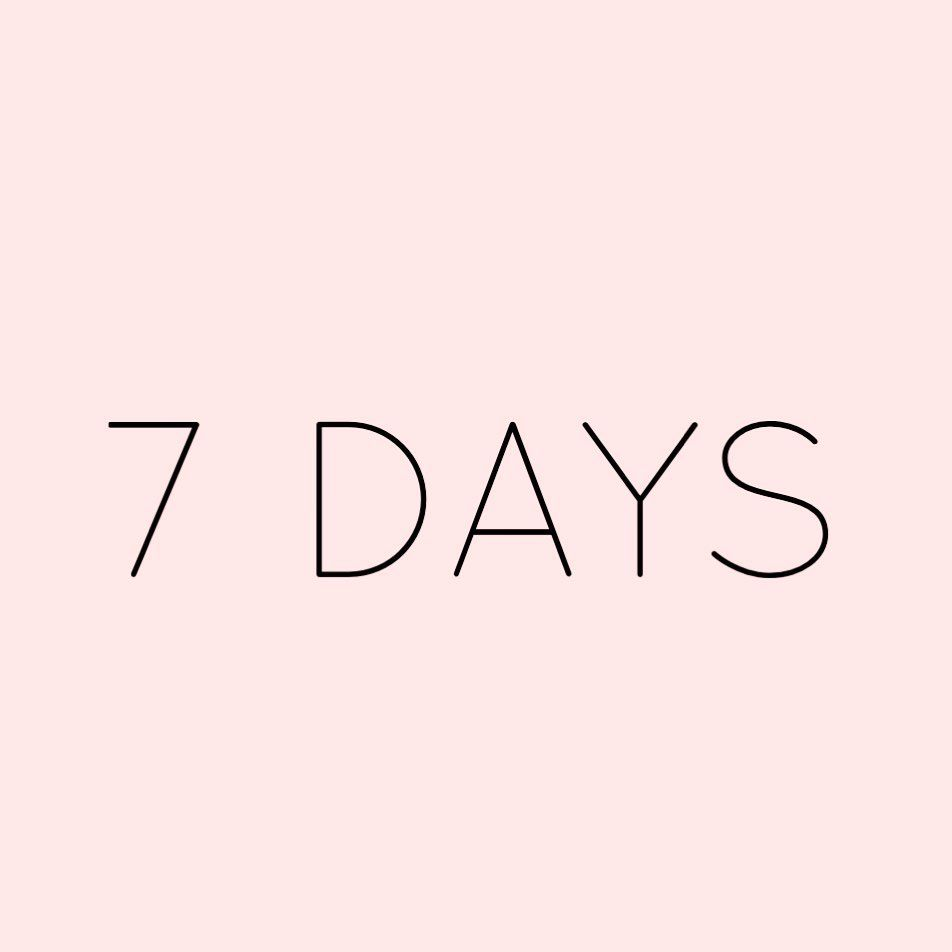 7 Days To Go Until My Wedding Day This Is It Now The Final Push I Need To Get These Last Few Pounds Off Me My Wedding Day Wedding Day My Wedding