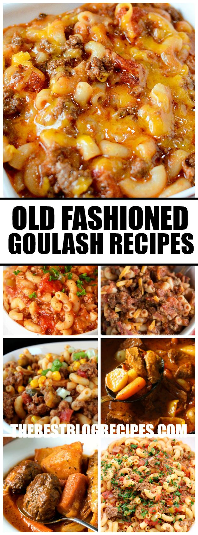 Fashioned Old Incredible Recipes Goulash My