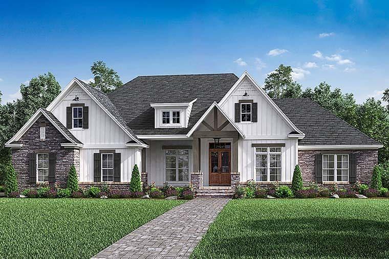 Family Home Plans on Instagram \u201cFamily Home Plans Farmhouse Home