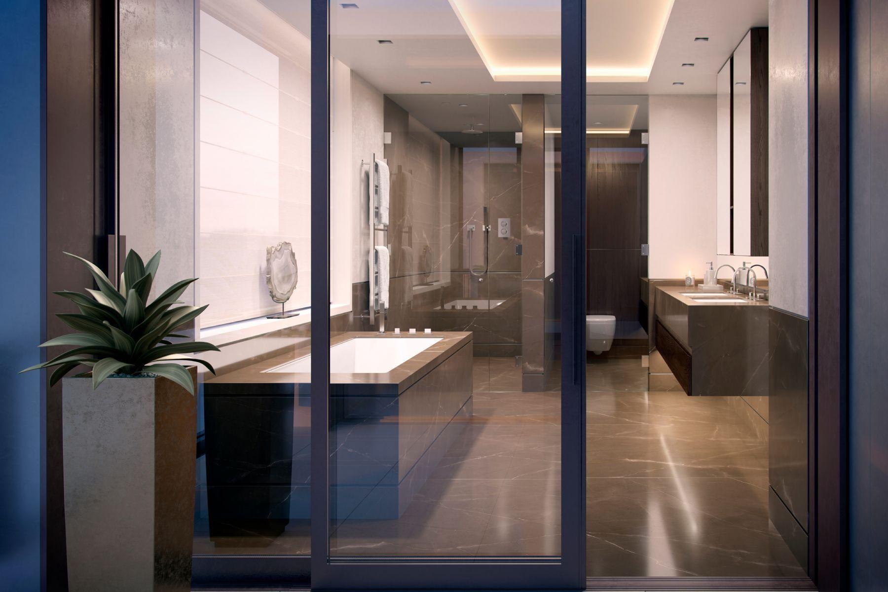 West Fitzrovia Luxury Interior Design Laura Hammett Bad