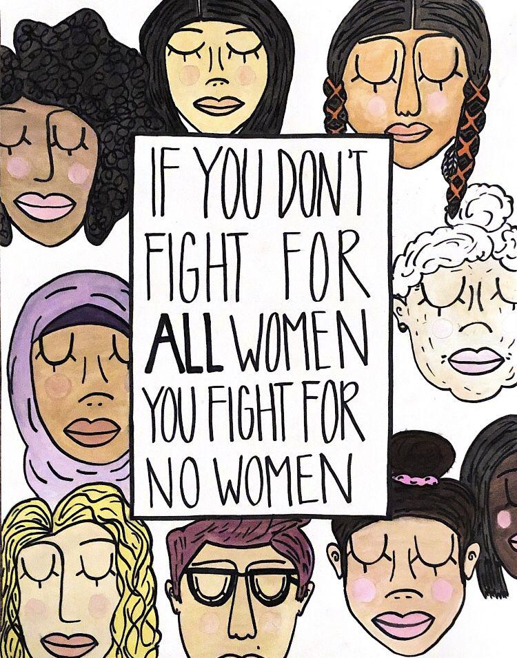 Feminism Feminist Quote Women S March 2019 Poster Ideas Watercolor Art Womens March Posters Feminist Art Feminist Quotes