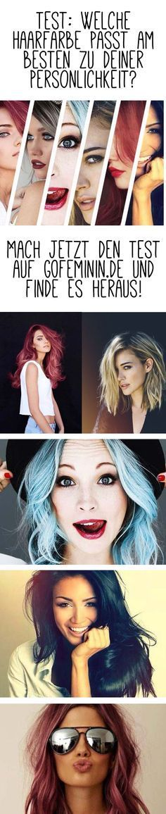 Welche Haarfarbe Passt Zu Mir Am Besten