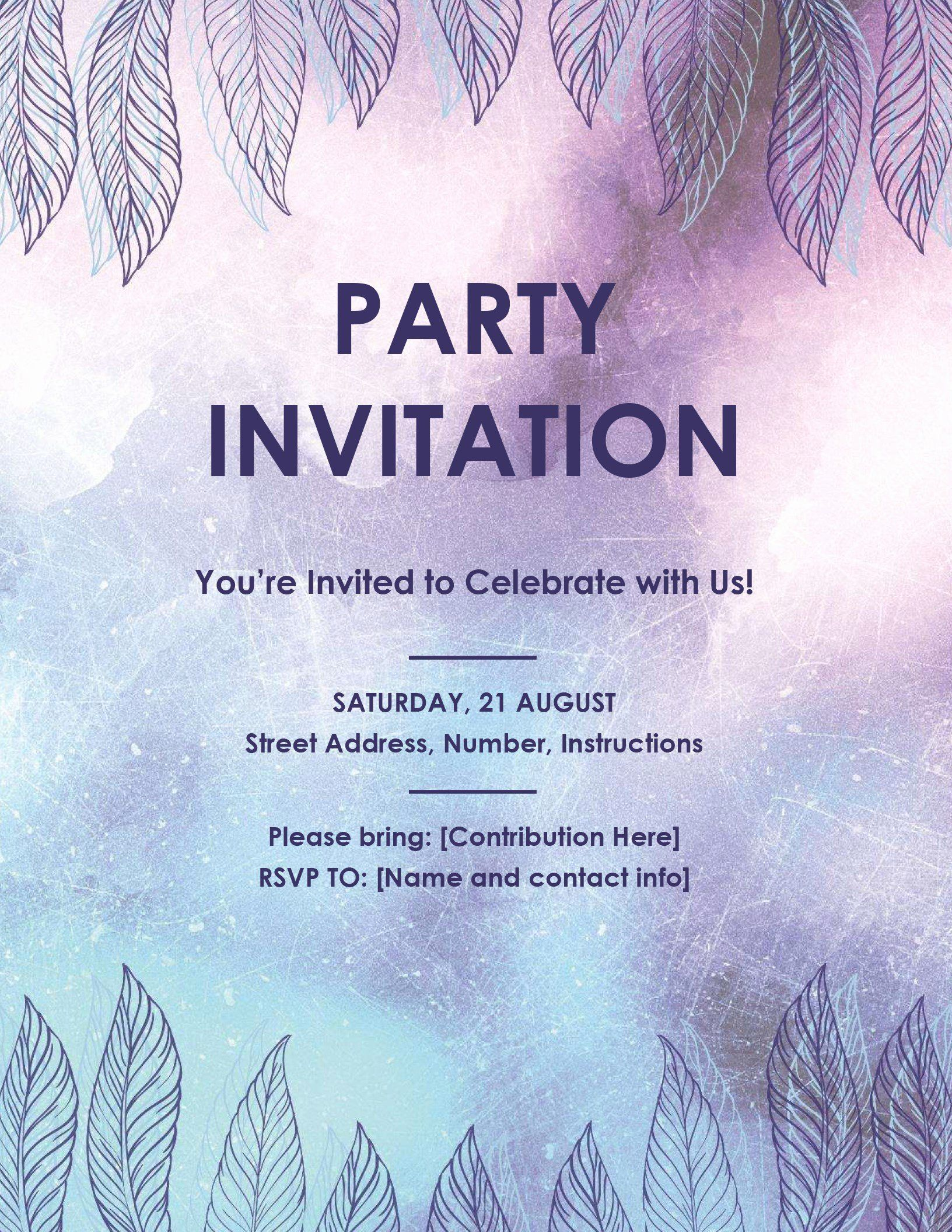 Event Flyer Templates Free Awesome Flyers Fice  Awesome party
