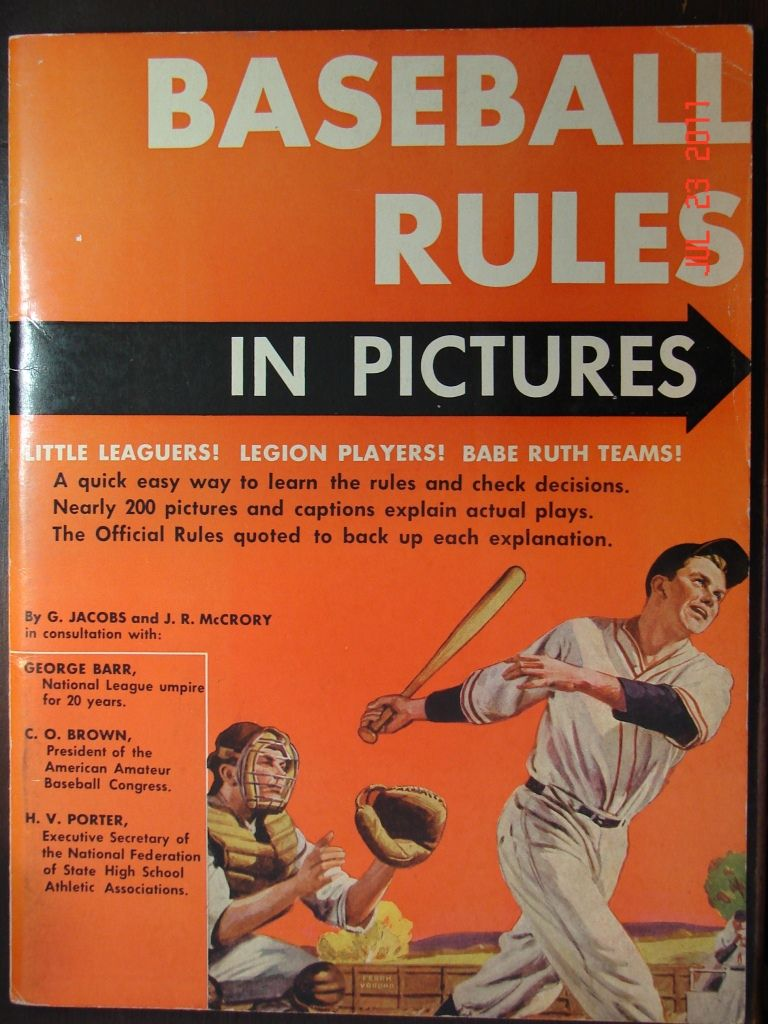 Baseball Rules In Pictures Rules Quotes Baseball No One Loves Me