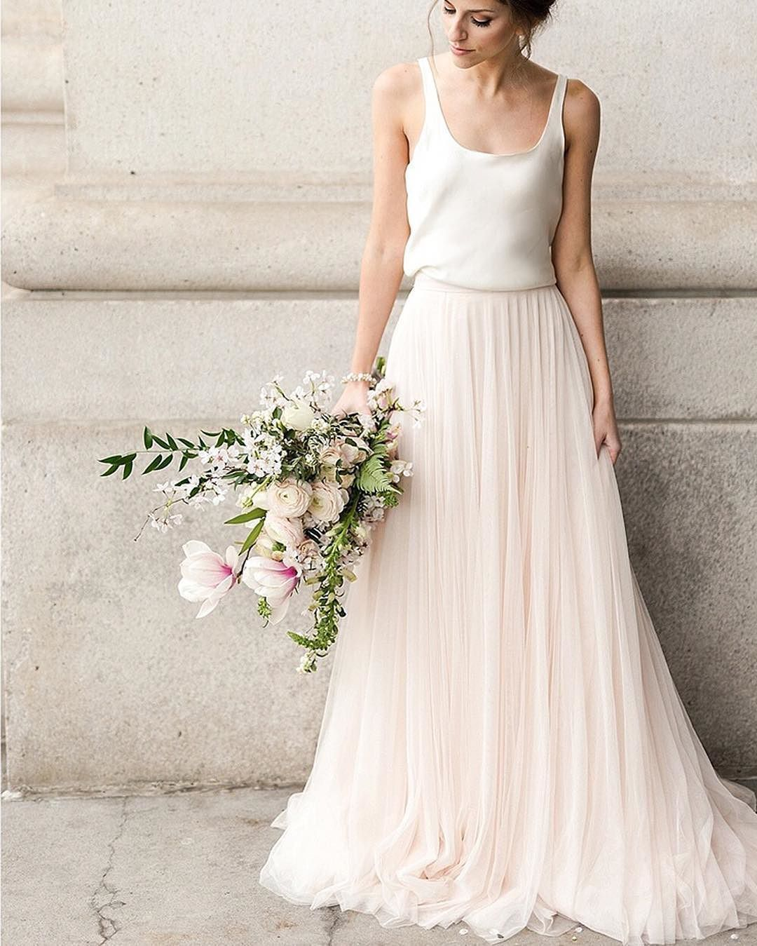 Casual hippie wedding dresses  weddingideas  Wedding  Pinterest  Wedding Wedding dresses and Bridal