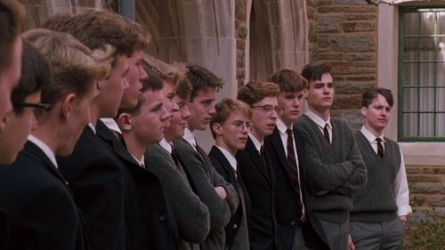 Dead Poets Society shared by 𝖑𝖚𝖆 🍒 on We Heart It