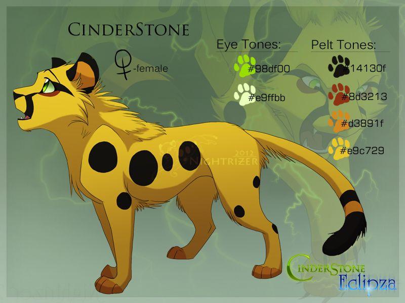 Cinderstone Re Ref By Nightrizer On Deviantart Big Cats Art Lion King Drawings Deviantart