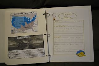 Photo of History Notebook– Great examples