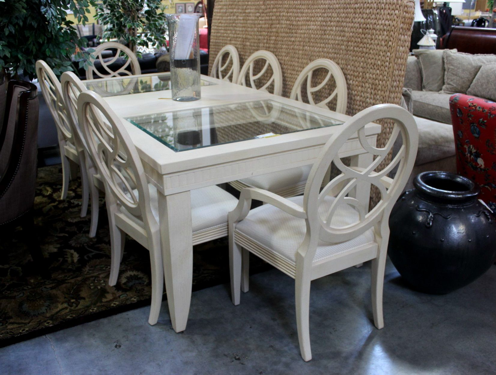 Drexel Table and Chair Set 74 Consignment Northwest