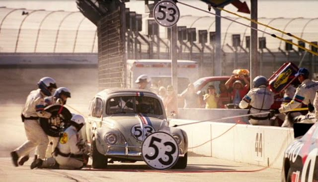 Herbie A Toda Marcha: Just A Car Guy : Herbie: Fully Loaded... Another Fun