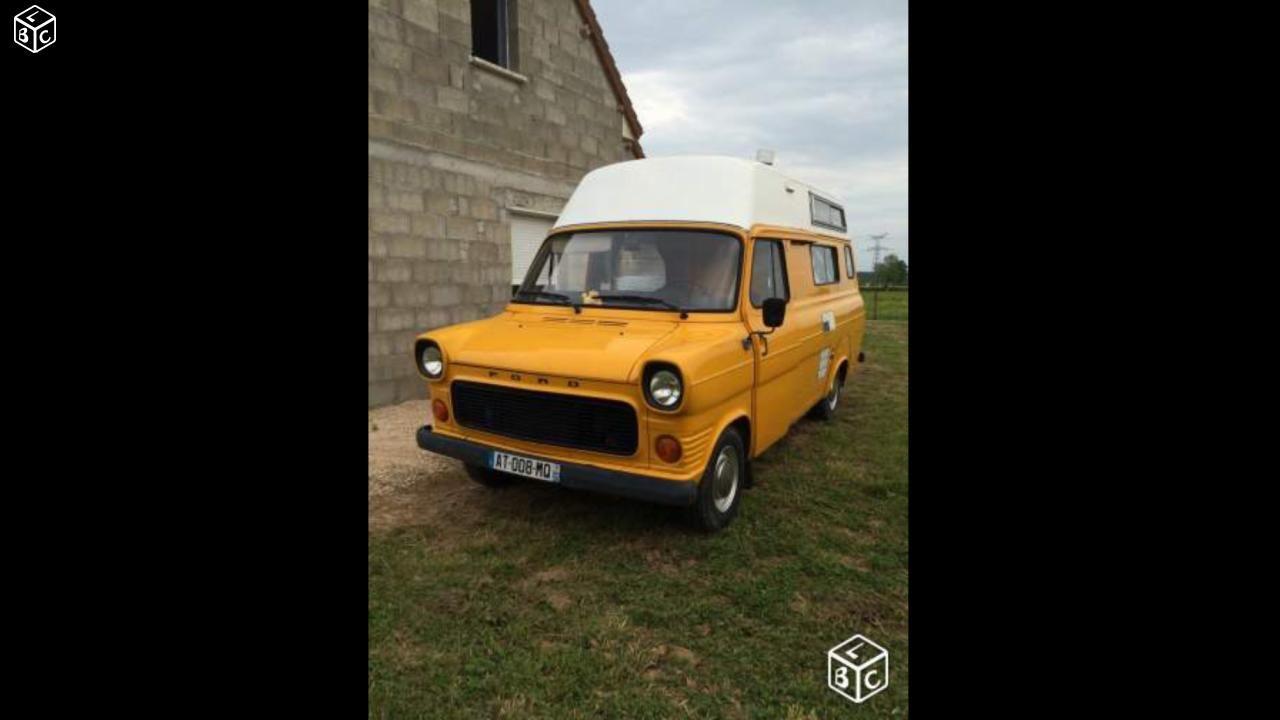 Ford camping-car mk1