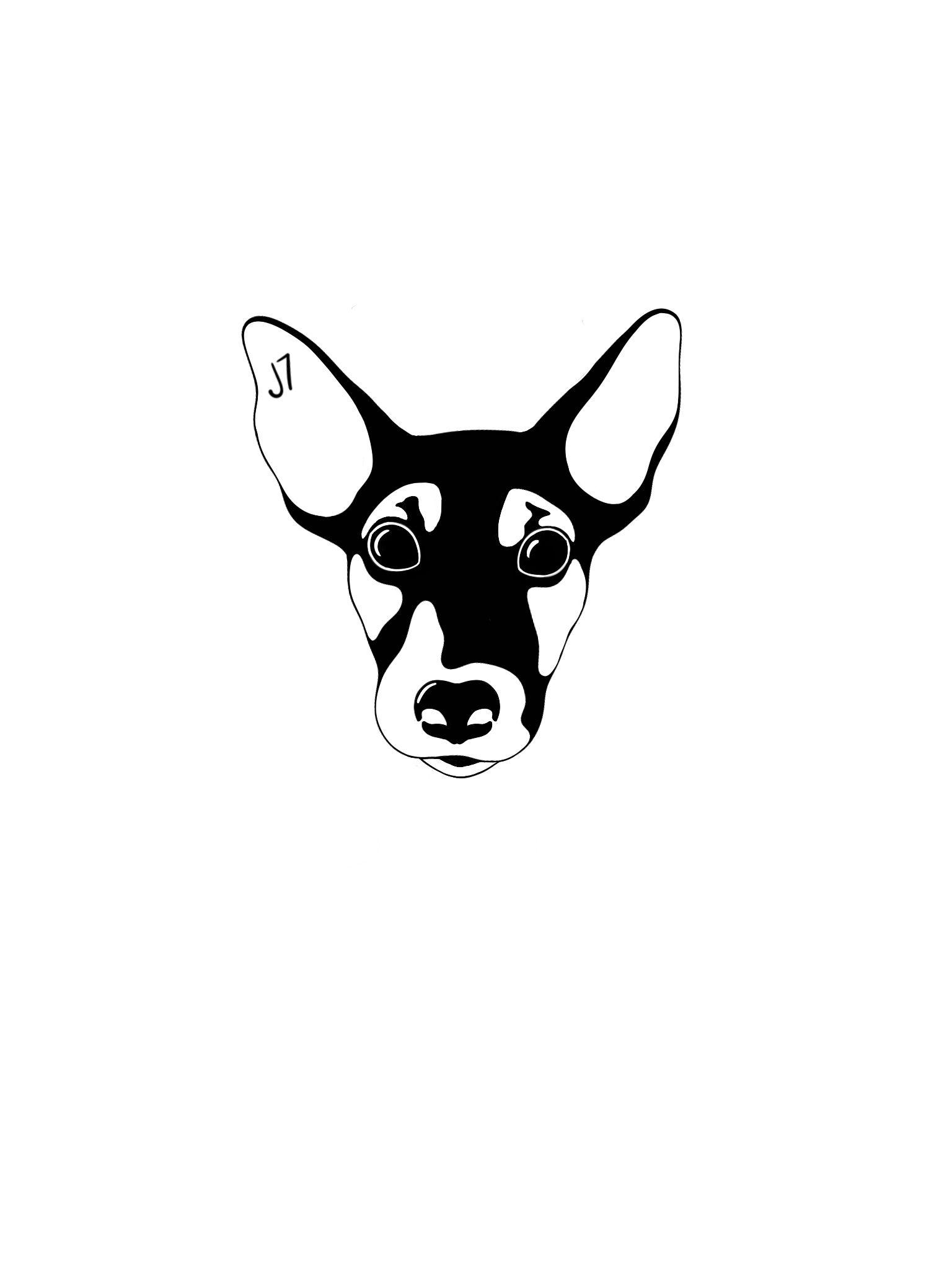 #UNika #логотип #мойпин #рисунки #идеи #tatoo #вдохновение #первыеработы #лого #попарт #арт #art #popart #логтипназаказ #наклейки #стикер #стикеры #шауroom #логотипы #значки #знак #черновик #тату #эскиз #татуировка #собака #чб