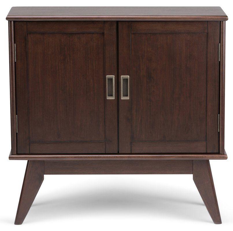 Luxury 2 Door Accent Cabinet