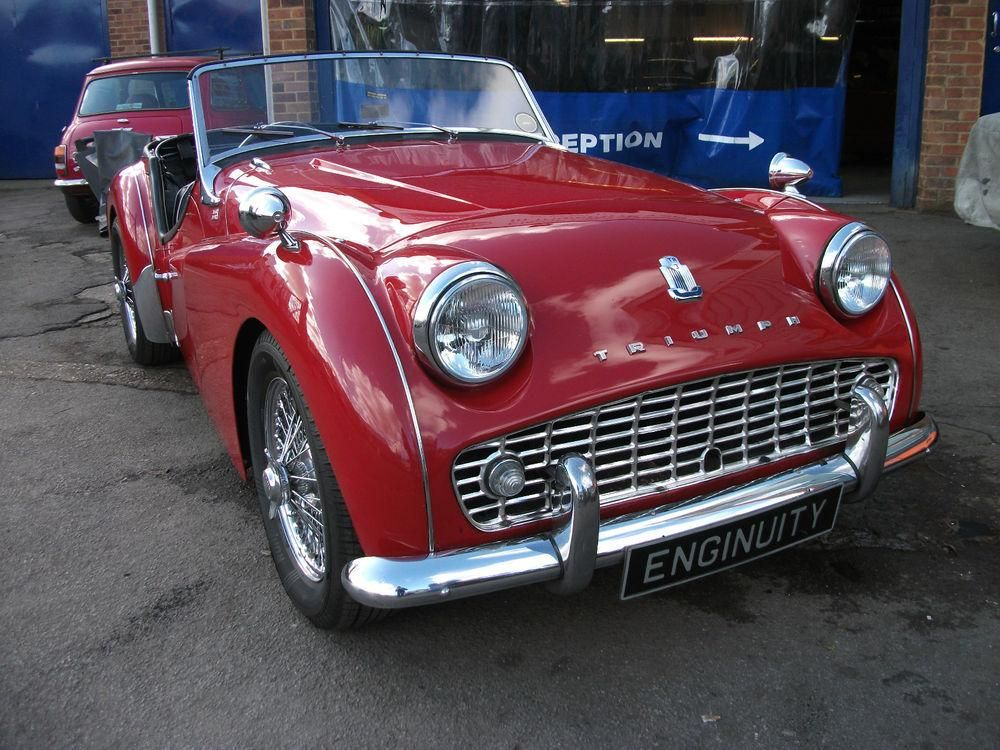 UK Classic Cars on | Cars, Triumph tr3 and Sports cars