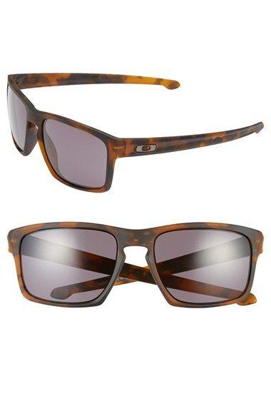 482e11ee1461b Men s Oakley  Sliver F  59mm Sunglasses - Matte Tortoise  Warm Grey ...