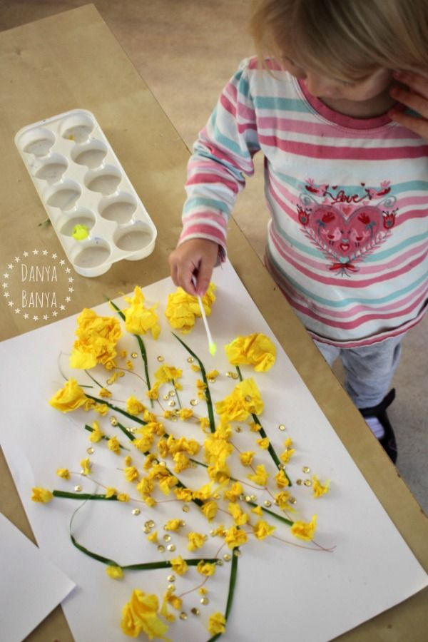 australian craft ideas australian wattle craft for toddler craft and 1074